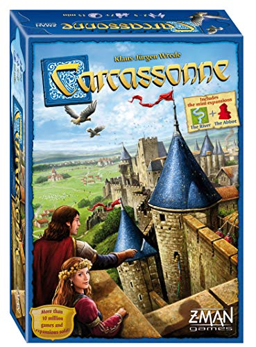 Carcassonne Board Game - Castle Carcassonne