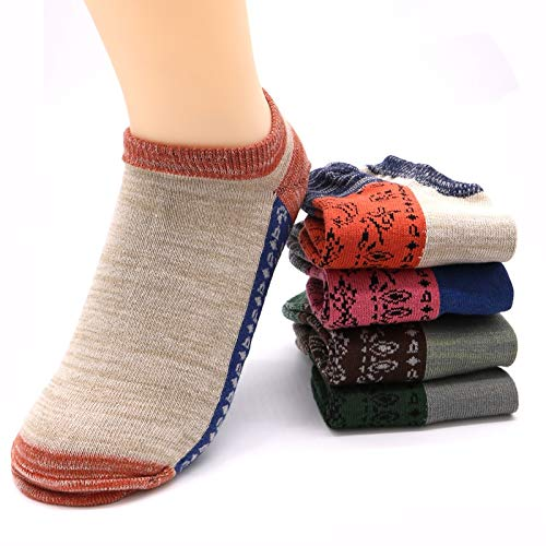 Amazon.com: Gold Happy 3Pair Summer Socks Women 3D Print Vintage Short Socks Ladies Low Cut Ankle Boat Socks Art Fashion Calcetines Mujer: Kitchen & Dining
