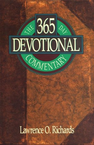 The 365 Day Devotional Commentary (Home Bible Study Library) (Florida Park Victor)