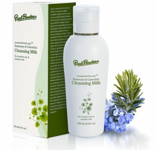 Paul Penders - Natural Cleansing Milk (Rosemary & Calendula) 120ml by Paul Pender's by Paul Pender's ()