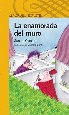 Amazon.com: La enamorada del muro (Spanish Edition) eBook: Sandra
