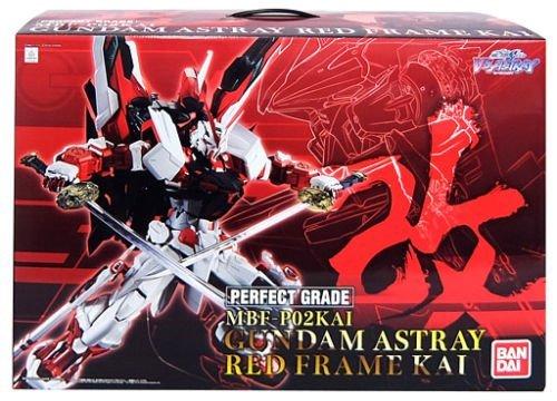(Bandai Hobby Gundam Seed Vs Astray: Gundam Astray Red Frame Kai)