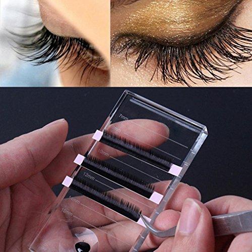 Rambling Eyelash Pallet, Professional Crystal Glue Lash Hold