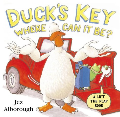 Duck's Key : Where Can It Be?