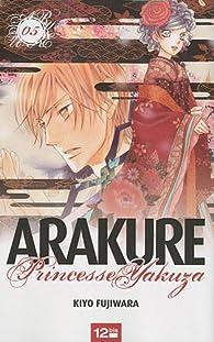 Arakure, Tome 5 : par Kiyo Fujiwara