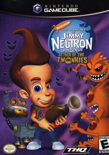 The Adventures of Jimmy Neutron, Boy Genius: Attack of the Twonkies