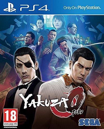 Yakuza 0 (PS4) UK IMPORT VERSION