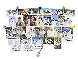 Fanstown Kpop BTS Bangtan Boys postcards Lomo Cards (BTS lomo H)