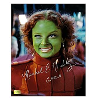 Rachel Nichols Autographed 8x10 Star Trek Gaila Photo at ...