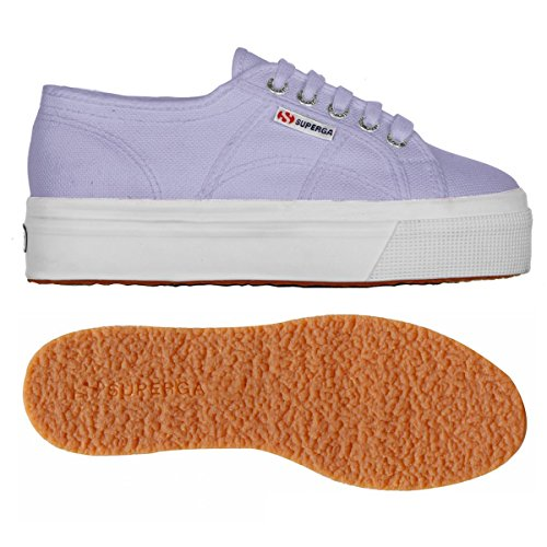 Superga 2790Cotw Linea Up And Down, Zapatillas Unisex VIOLET LILAC