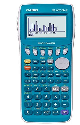 CASIO Calculatrice graphique Graph 25+