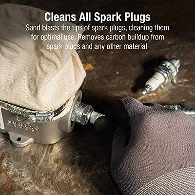 Sunex 3912 Spark Plug Cleaner: Home Improvement