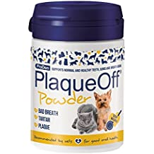 Proden PlaqueOff Dental Care for Dogs and Cats, 60gm