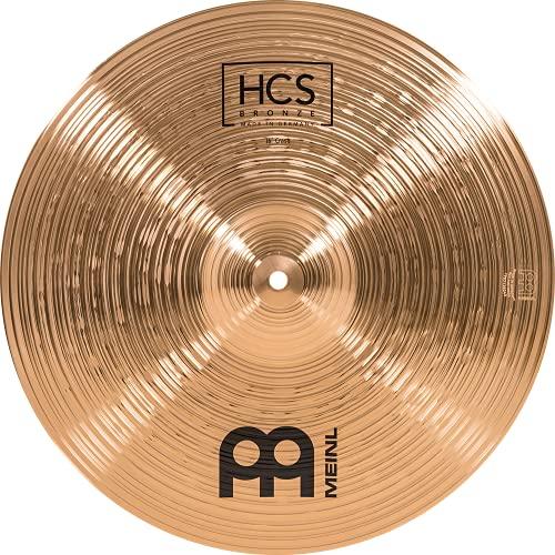 MEINL 심벌즈 16크래시-HCS 전통적인 마무리 청동 드럼 세트 독일 제 2 년 보증(HCSB16C)