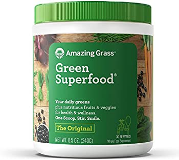 Amazing Grass Green Superfood Original Drink Powder