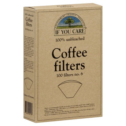 IF YOU CARE Iyc Coffee 100 Filters, #6 (Pack of 2)