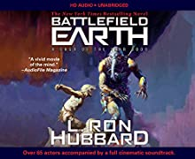 Battlefield Earth: Post-Apocalyptic Sci-Fi and New York Times Bestseller Audiobook by L. Ron Hubbard Narrated by Josh Clark, Scott Menville, Fred Tatascorie, Stefan Rudnicki, Nancy Cartwright, Jim Meskimen, Kaleo Griffith, Enn Reitel