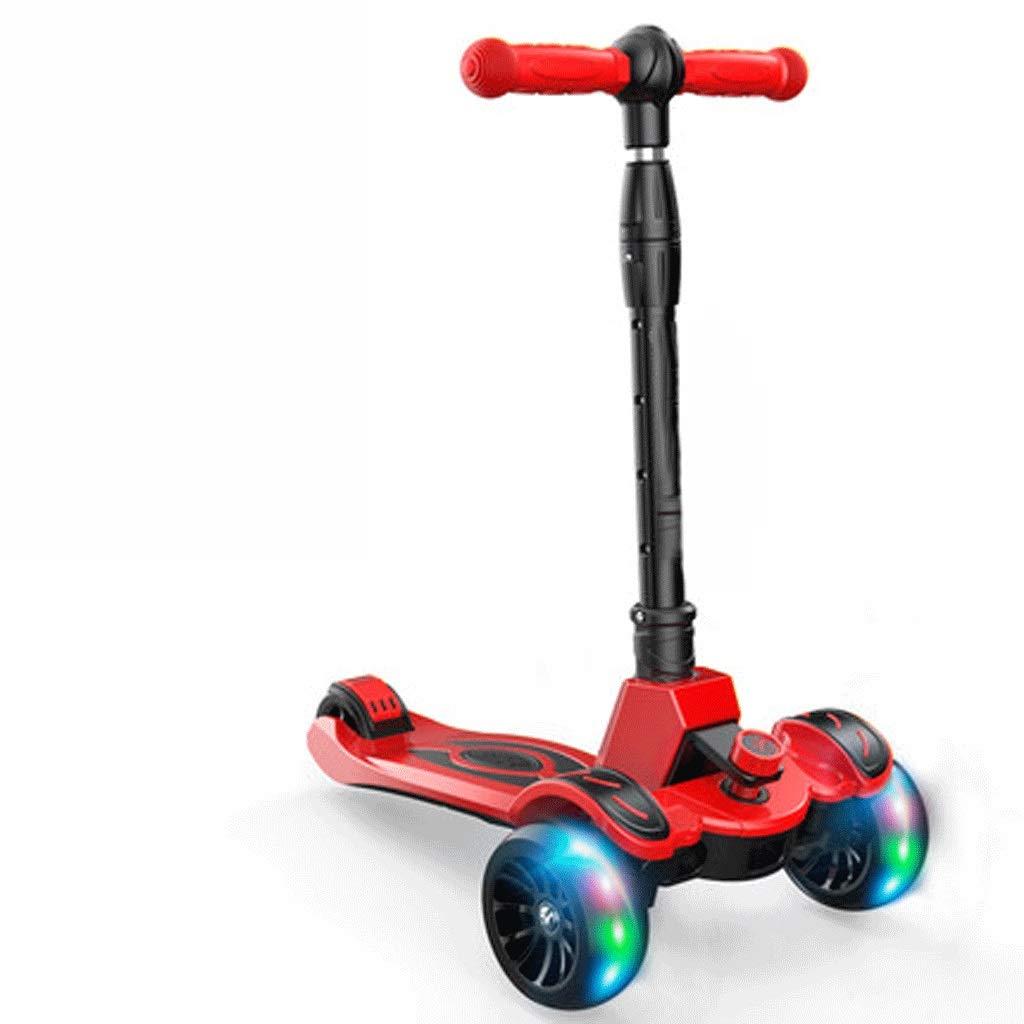 値引きする 36歳の初心者子供のスクーター612歳のスクーター片足のスクーター開閉スクーター男の子女の子四輪二輪スクーター B07PYFXMFZ B07PYFXMFZ A A, ラコッコ:b2544e98 --- 4x4.lt