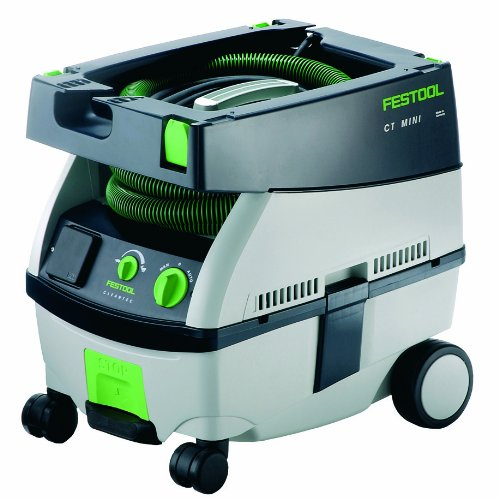 Festool CT Mini 2.6 Gallon Dust Extractor by Festool