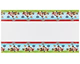 """Arts & Crafts : Amscan Paw Patrol Plastic Table Cover, 54"""" x 96"""""""
