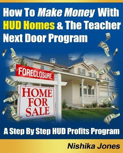 How To Make Money With HUD Homes & The Teacher Next Door Program (Hud Homes)