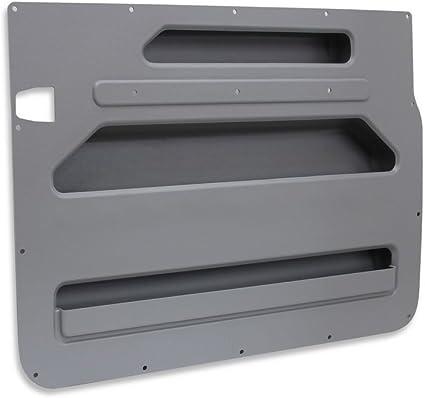Almacenamiento para puerta deslizante derecha para VWT5 Campervan Conversion T5 y Tansporter T6 Kiravans: Amazon.es: Coche y moto