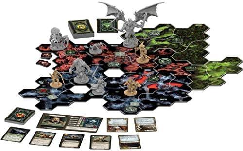 El Señor de los Anillos Viajes por la Tierra Media: Sendas sombrías - Campaña de Juego: Amazon.es: Juguetes y juegos