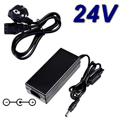 Adaptateur Secteur Alimentation Chargeur 24V pour Téléviseur LG 19LS3500