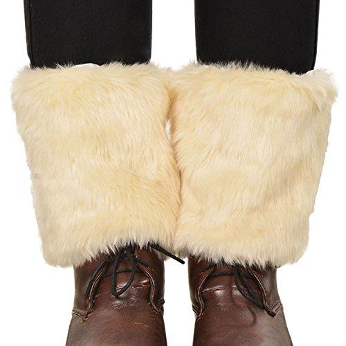 Simplicity Womens Soft Furry Warmers