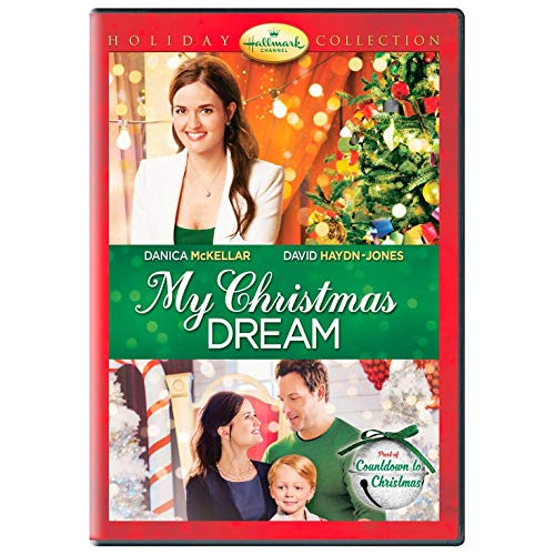 Hallmark My Christmas Dream DVD Channel Romance by Hallmark