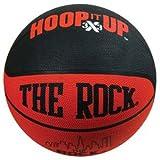 Anaconda Sports® The Rock® MG-4200-HIU Men's Rubber Basketball with Hoop It Up 3x3 Logo