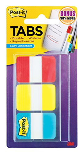 post-it-durable-indextabs-1-inch-ideal-for-binders-and-file-folders-assorted-bright-colors-36-per-di