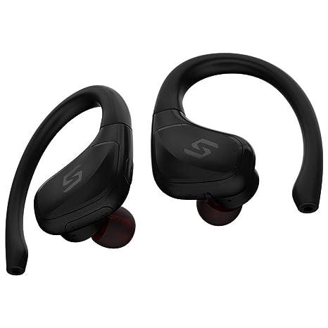Morza VR Shinecon Deporte Bluetooth Auriculares antitranspirante Auriculares inalámbricos para iOS Android teléfonos Inteligentes