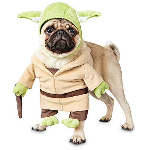 Star Wars Yoda Illusion Dog Costume, Medium]()