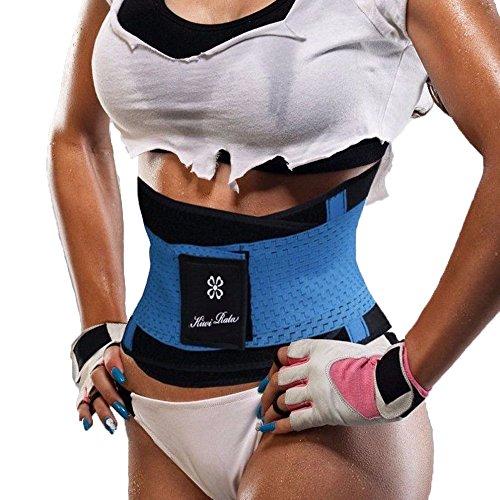 Kiwi-Rata Waist Cincher Girdle Body Shaper Tummy Trainer Belly Training Belt