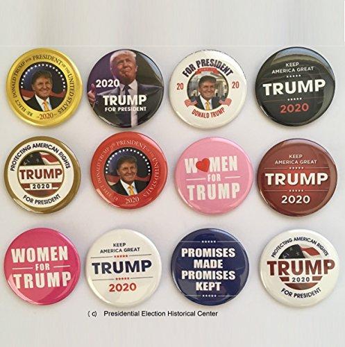- Donald Trump for President 2020 Collectors Set (TRUMP-COL20FBA)