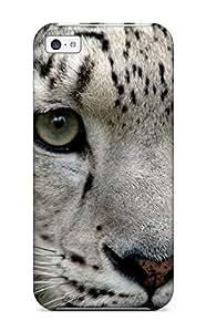 Sean Moore shop Tough Iphone Case Cover/ Case For Iphone 5c(snow Leopard Pictures)