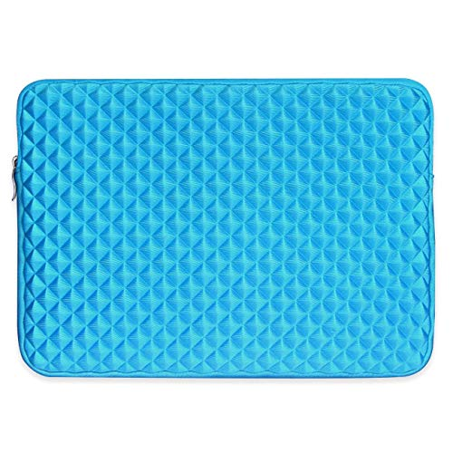 (Laptop Bag 13.3'', TechCode 13.3-Inch Shockproof Laptop Sleeve Notebook Protective Case Briefcase Portable Carrying Bag for 13-13.3 Inch Laptop Ultrabook Netbook Tablet (Blue))