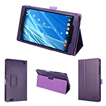 "wisers Insignia - 8"" , NS-P08A7100 tablet case / cover, purple"