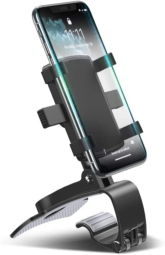 BelleViewWay Phone Holder for GPS Dashboard