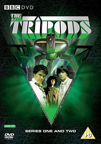 Tripods - The Complete Series 1 & 2 [DVD] (Tripod With Free Shipping)