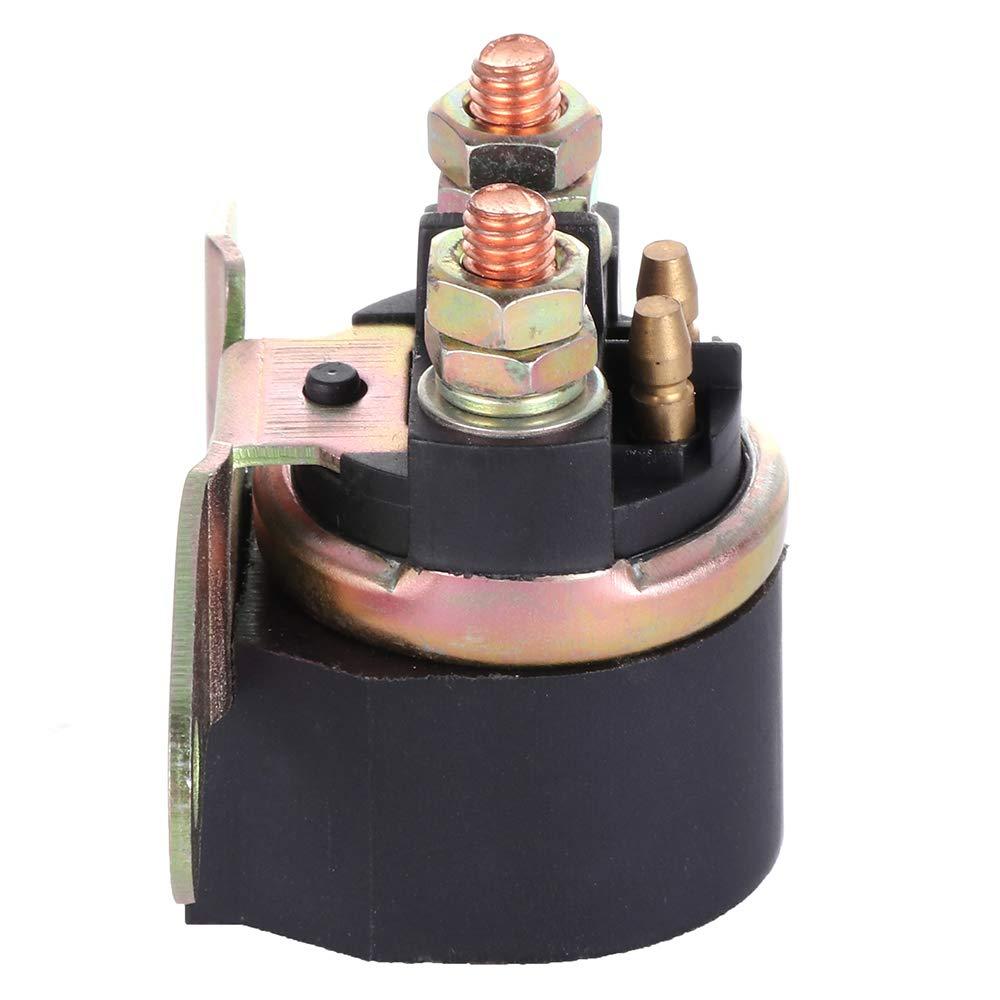 SCITOO Starter Relay Solenoid Compatible for Honda VTX1800 All Models/2002 2003 2004 2005 2006 2007 2008 102442-5206-1352334341