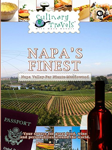Culinary Travels - Napa's Finest ()
