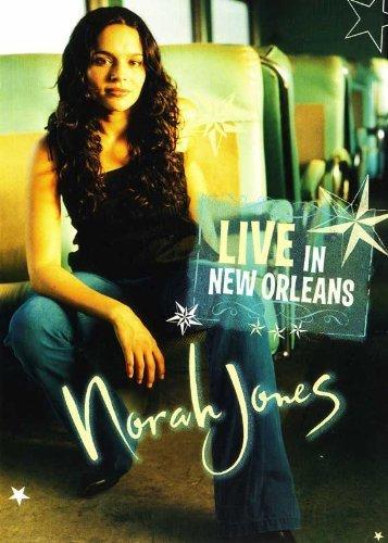 Norah Jones: Live in New Orleans POSTER Movie (27 x 40 Inches - 69cm x 102cm) (2003) (Norah Jones Live In New Orleans 2003)