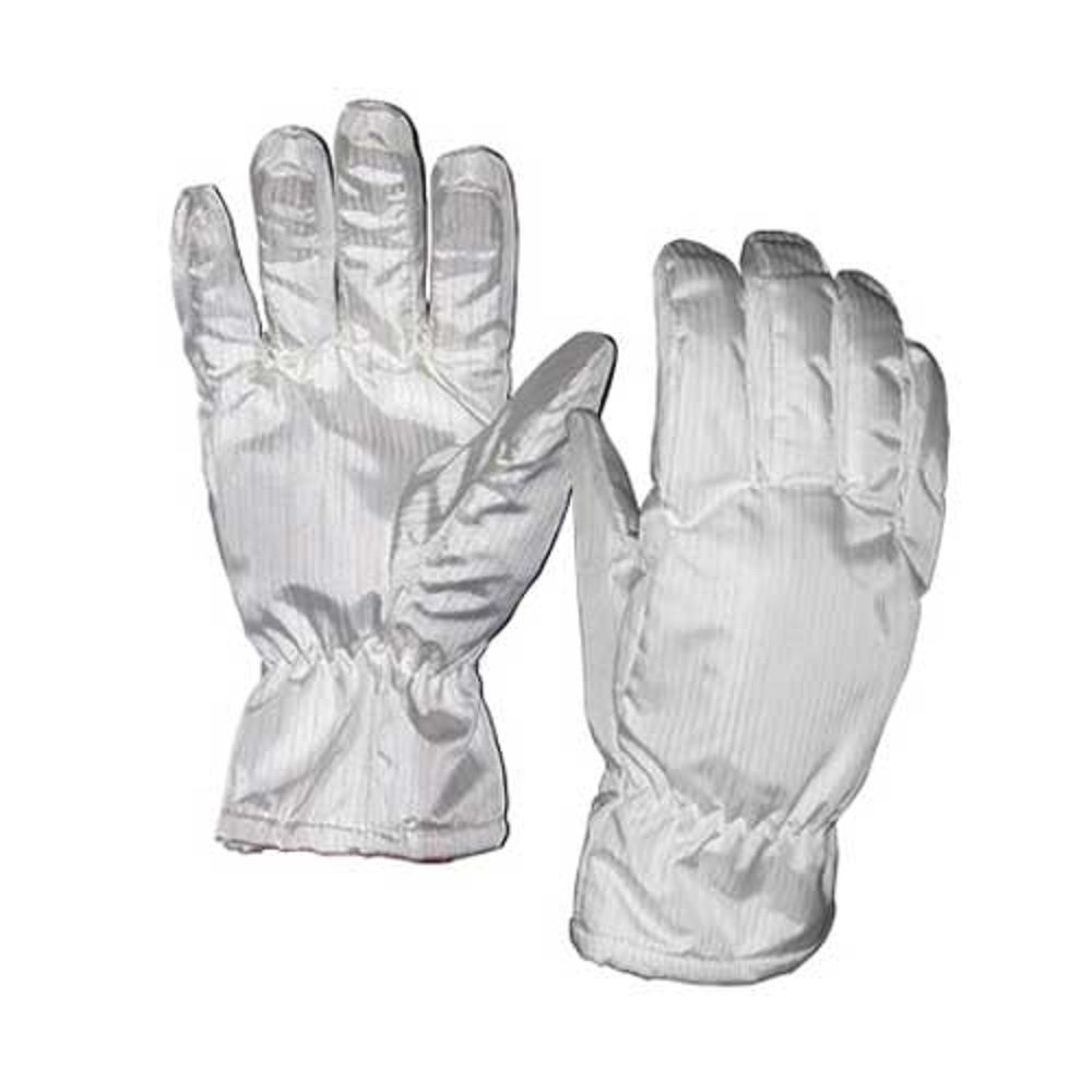 StaticTek FG2600 11''-Nomex ESD Safe Hot Gloves-Industrial Heat Resistant Gloves for Anti Static Work Stations-XL,1 Pair | TT_FG2604