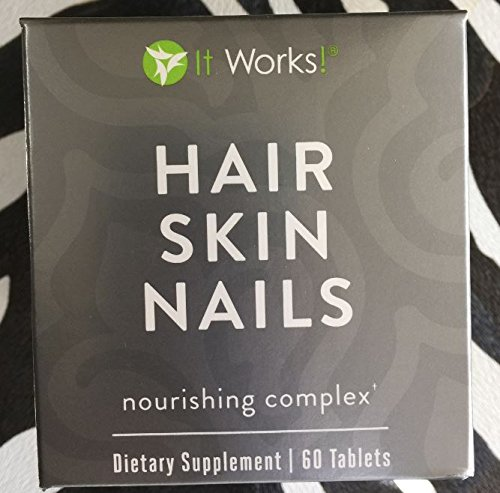 It Works  Hair Skin Nail