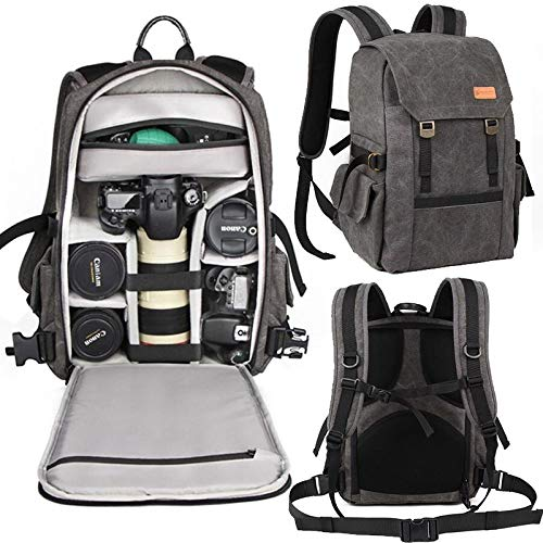 Lumix DMC LZ30 Sparta Adventure Backpack Bag for Panasonic Lumix DMC LZ20 Lumix DMC LZ40 DSLR Camera