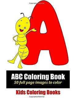 ABC Coloring: Series 1 (Volume 1): Barbara Pelizzoli: 9781477425916 ...