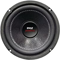 PYLE PRO PLPW6D Power Series Dual Voice-Coil 4ohm Subwoofer (6.5, 600 Watts)