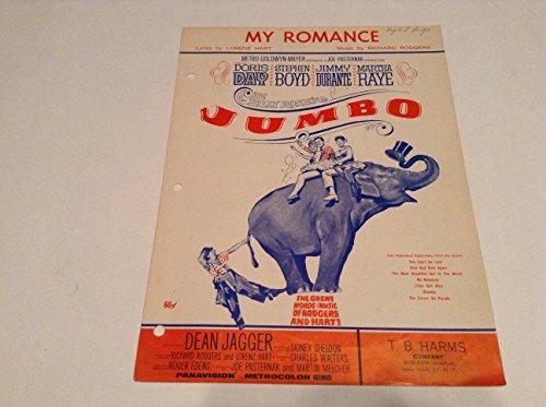 My Romance Sheet Music ()